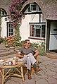 Tea Shop, Welford on Avon, Warwickshire taken 1964 - geograph.org.uk - 788413.jpg