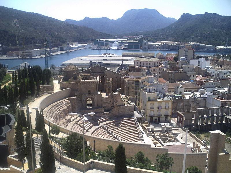"""La ciudad española de Cartagena acoge esta semana el evento""""Psoriasis: Lo que la piel esconde"""""""