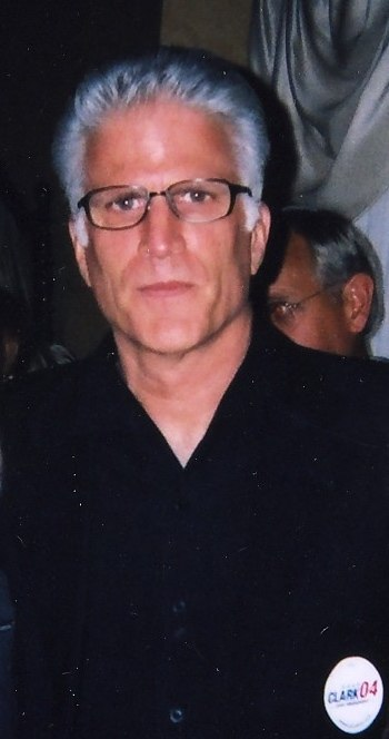 Ted Danson During Political Campaign 2004