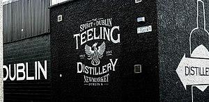 Teeling Distillery - Image: Teeling Distillery Dublin