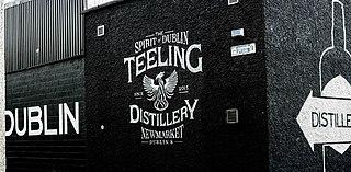 Teeling Distillery Whiskeydistillery in Dublin, Ireland