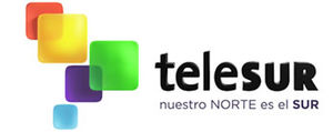 English: TELESUR LOGO