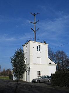Prussian semaphore system