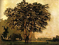 Telemaco Signorini, Il Quercione alle cascine 1862-66, 35,5x45,5 cm.jpg