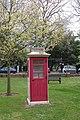 Telephone kiosk Number 1. - geograph.org.uk - 161281.jpg