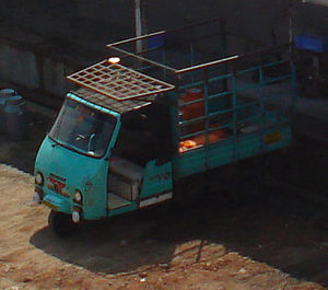 Force Motors - Bajaj Tempo Minidor