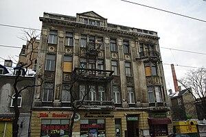 Tenement house, Kościuszki 39 av., Łódź