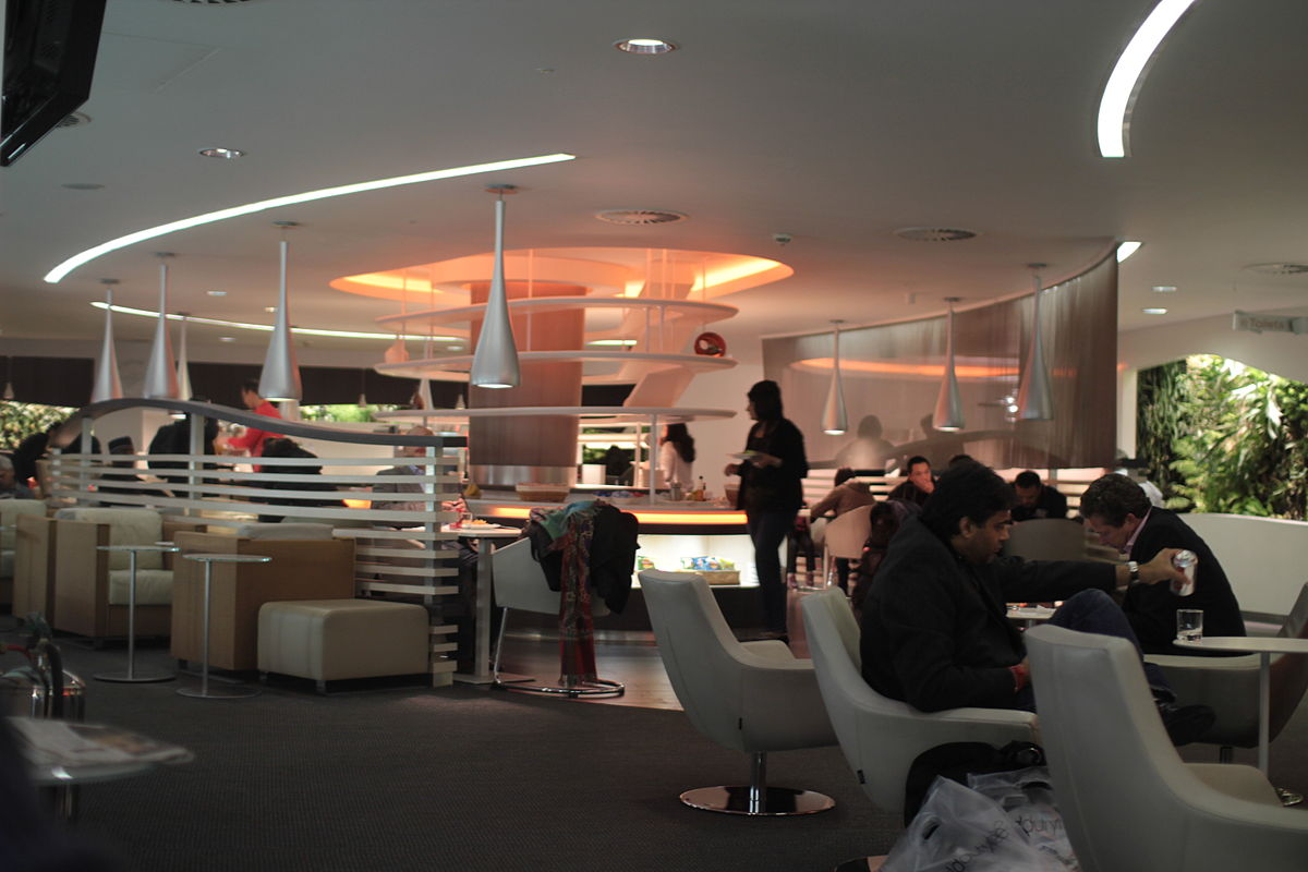 Airport Lounge Simple English Wikipedia The Free