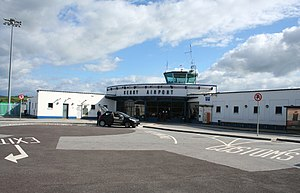 Terminal building, Kerry Airport - geograph.org.uk - 466459.jpg