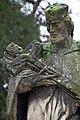 Tevel, Nepomuki Szent János-szobor 2020 13.jpg
