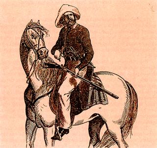 Texas Ranger 1846