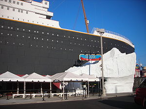 Branson, Missouri - The Titanic Museum.