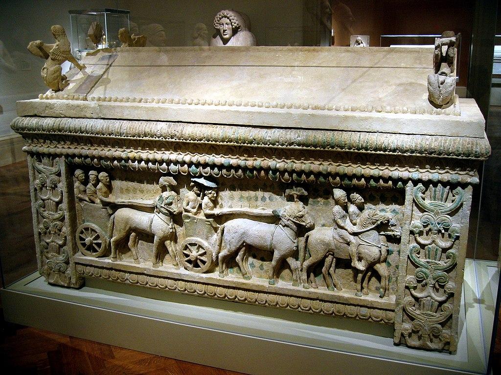 Amathus Sarcophagus