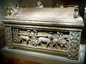 The 5th century BC Amathus sarcophagus.jpg