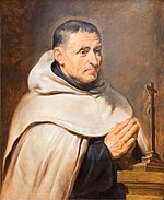The Barber Institute of Fine Arts - Peter Paul Rubens - Portrait of a Carmelite Prior.jpg