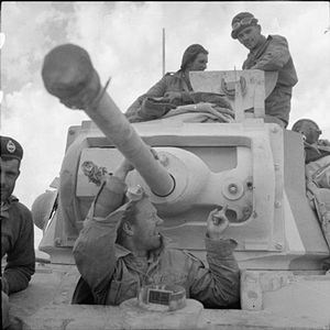 Attack on Nibeiwa, 9 December 1940 - Image: The British Army in North Africa 1940 E1498