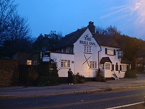 The Bull, Chislehurst - The Bull