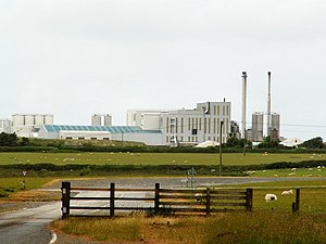 Davidstow - Image: The Cheese Factory geograph.org.uk 193932