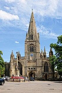The Church of St Denys, Sleaford.jpg