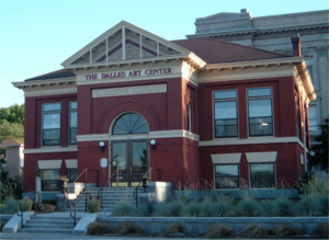 The Dalles Carnegie Library