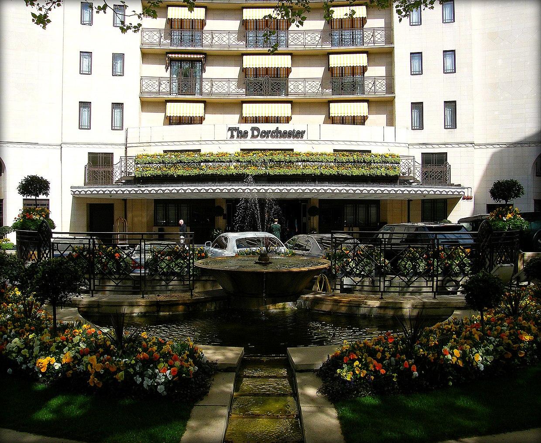 Dorchester United Kingdom  city photo : The Dorchester Hotel in London Mayfair, England United Kingdom ...
