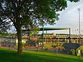 The Duck Pond Home of the Madison Mallards - panoramio.jpg