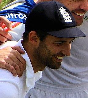Mark Wood (cricketer) English cricketer