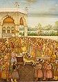 The Fourth Mughal Emperor Janhangir, c. 1850, Doris Duke Foundation 11.29.jpg