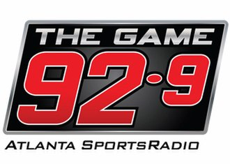 WZGC - Image: The Game 92.9