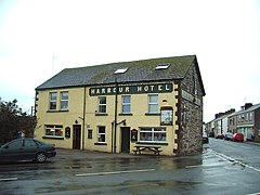 The Harbour Hotel, Haverigg - geograph.org.uk - 250213.jpg