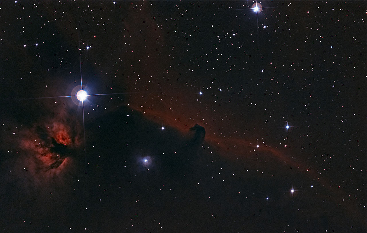 telescope horsehead nebula - photo #36