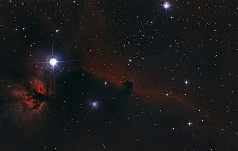Horsehead Nebula - Wikipedia, the free encyclopedia