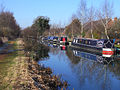 The Kennet and Avon Canal, Aldermaston - geograph.org.uk - 1776026.jpg