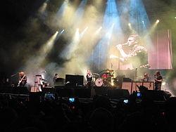 The Killers presentación en el Festival Estéreo Picnic 2013.JPG
