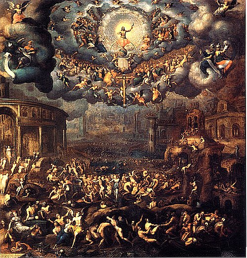 The Last Judgement. Jean Cousin.