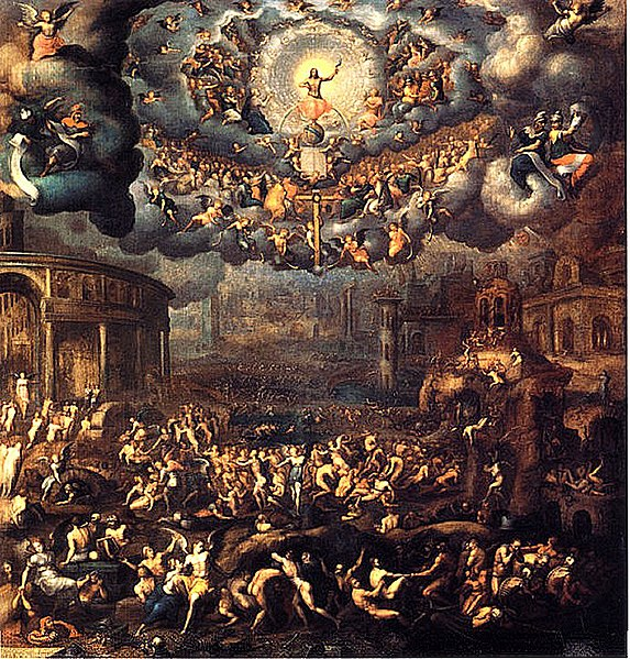 Medieval Art Hell File:The Last Judgemen...