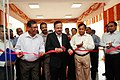 The Minister of State for Defence, Dr. Subhash Ramrao Bhamre inaugurating the new building of National Institute of Defence Estates Management (NIDEM), in New Delhi.jpg