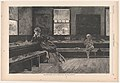 The Noon Recess – Drawn by Winslow Homer (Harper's Weekly, Vol. XVII) MET DP860207.jpg