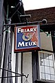 The Plough - Friary Meux sign, 93 Kingston Road - geograph.org.uk - 2029367.jpg