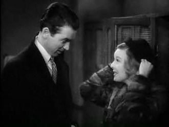 The Shop Around the Corner - James Stewart and Margaret Sullavan