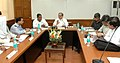 The Union Minister of Minority Affairs and Chairman, Central Wakf Council, Shri A. R. Antulay chairing the 51st Meeting of the Central Wakf Council, in Delhi on May 11, 2007.jpg