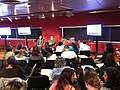 The Value of FreeKnowledge-Wikipedia Workshop and debate at CCCB (52).JPG