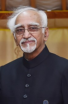 The Vice President Shri M. Hamid Ansari in July 2016.jpg