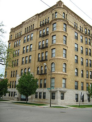 Yale Apartments - The Yale Apartments