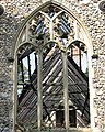 The church of St Wandregesilius - the east window - geograph.org.uk - 1370765.jpg