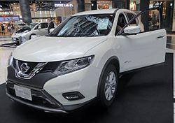 Nissan X-Trail - Wikipedia, la enciclopedia libre