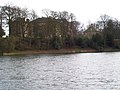 The rear of Nostell Priory across the lake. - geograph.org.uk - 529532.jpg