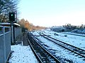 The view from the SE edge of Radyr railway station, Cardiff - geograph.org.uk - 2204882.jpg