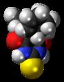 Thialbarbital molecule spacefill.png