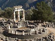 Tholos Athena Pronaia